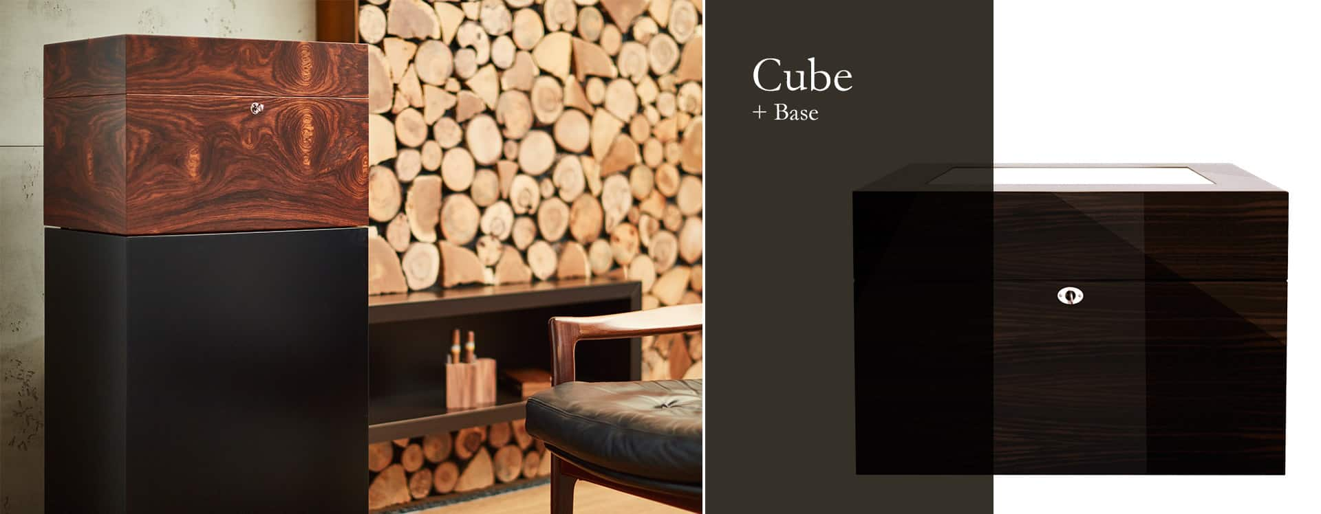 Cube and Base