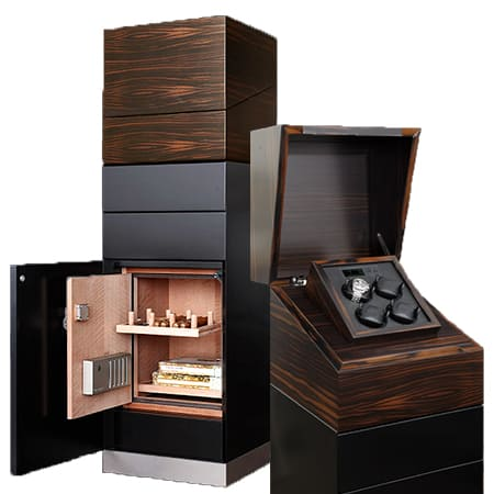 Humidor Watch winders