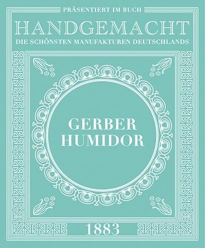 gerber humidor - hand made germany