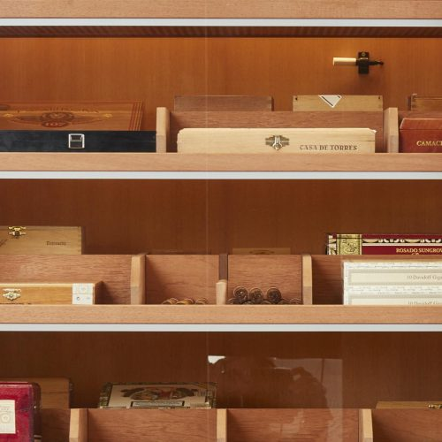 shelves cigarboards Number One » GERBER Humidor