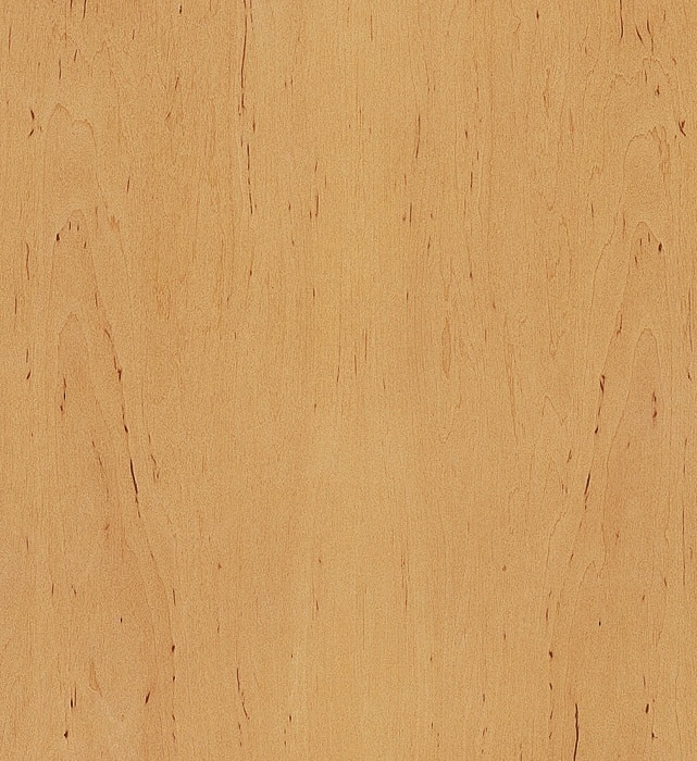 Alder is a dicreetly grained wood. Its colors is organe to dark red.