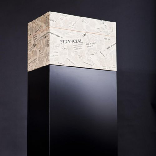 GERBER Humidor Cube Artline Times