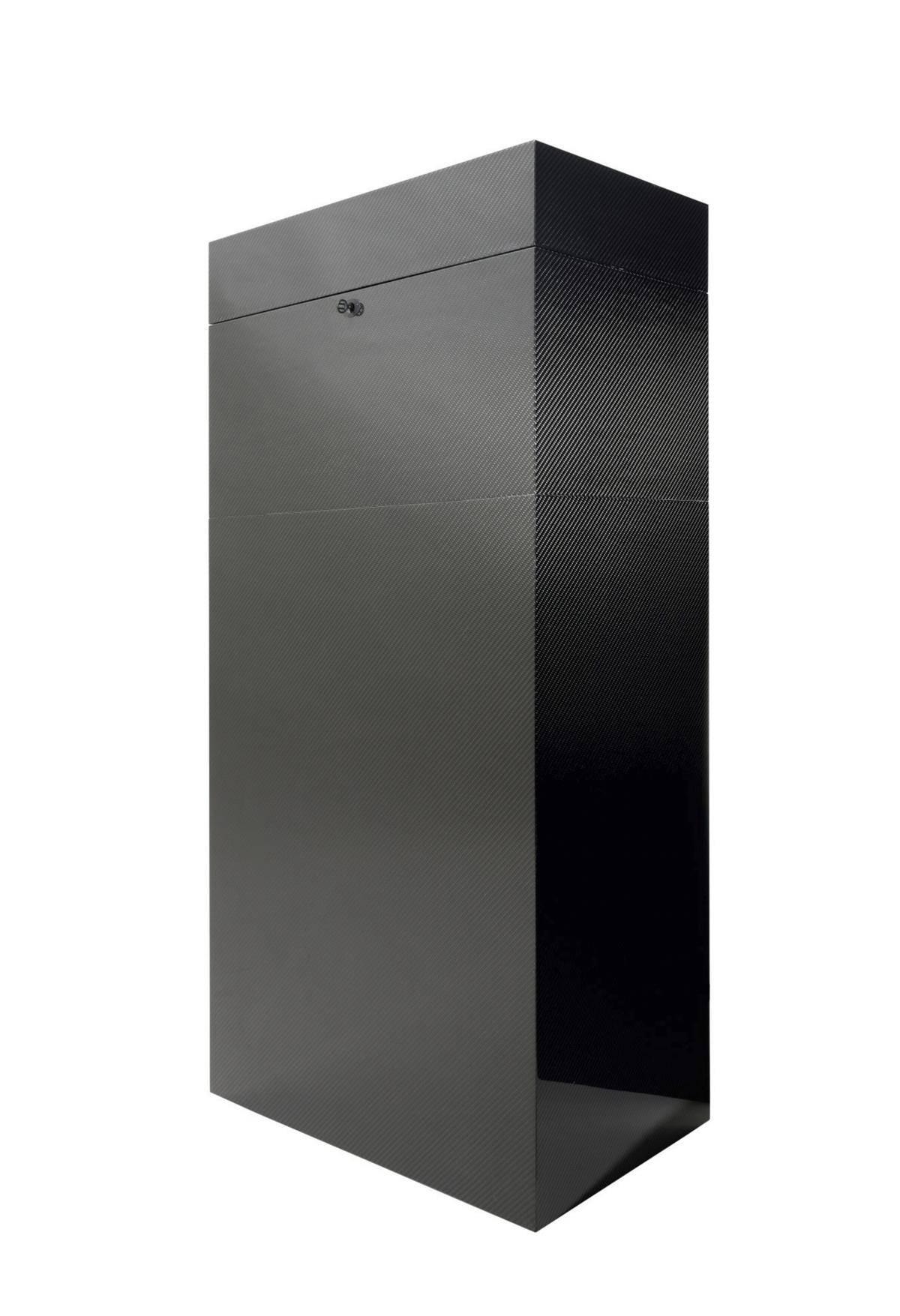 GERBER Humidor Monolith Carbon