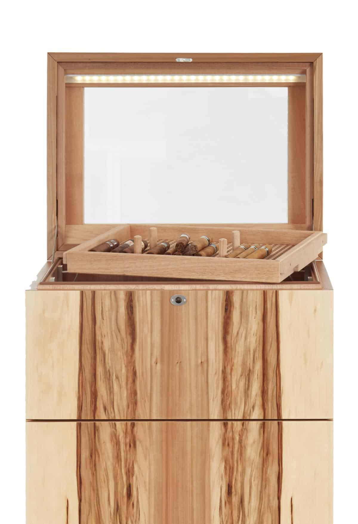 GERBER Humidor Monolith Cigarboards