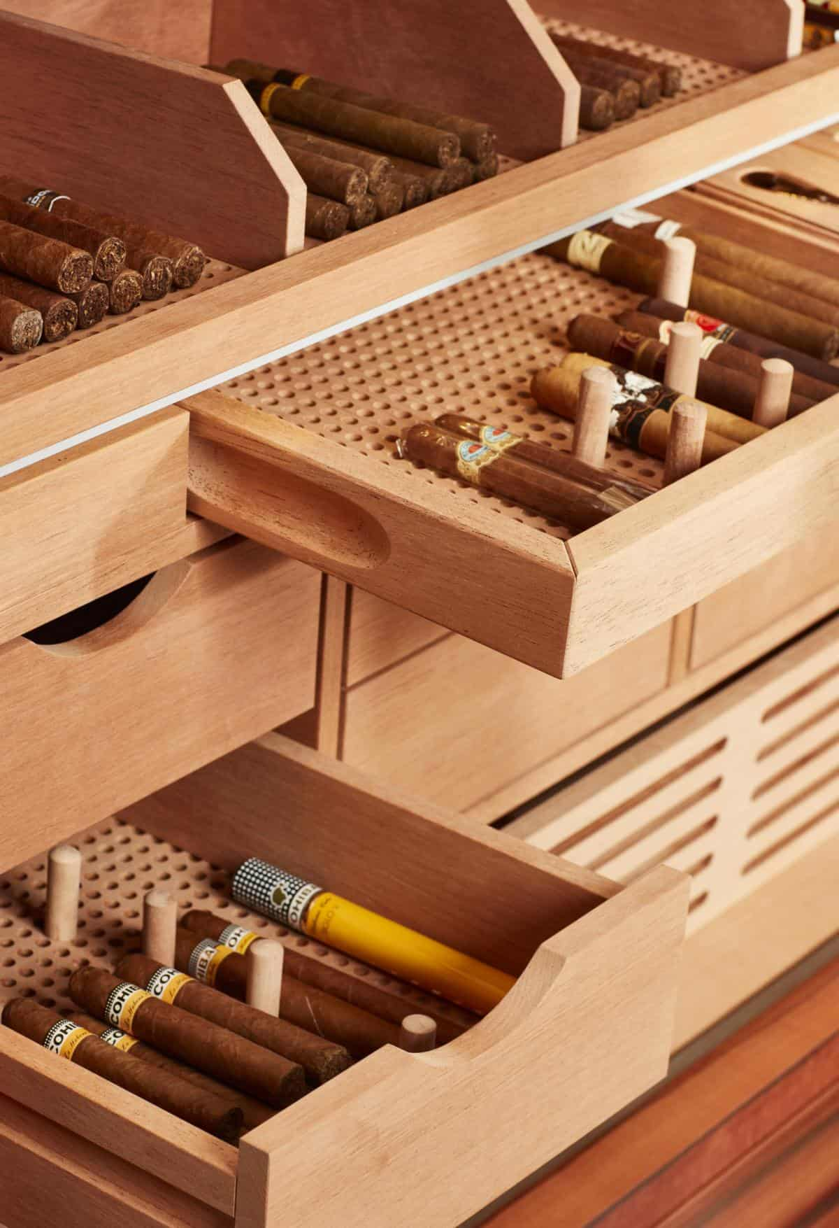 Classification System Number One » GERBER Humidor