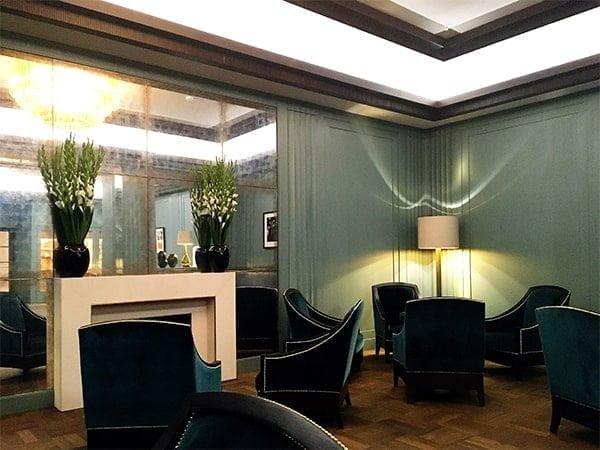 Humidor Lounge Adlon