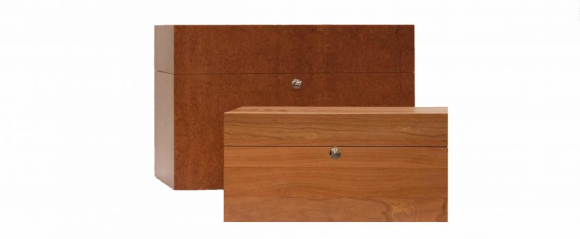 GERBER humidor clasps: key vs push button