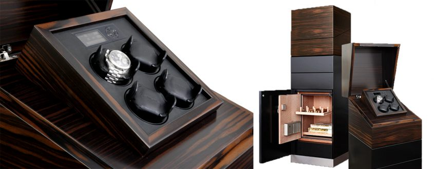 watchwinder for your humidor » Gerber Humidor