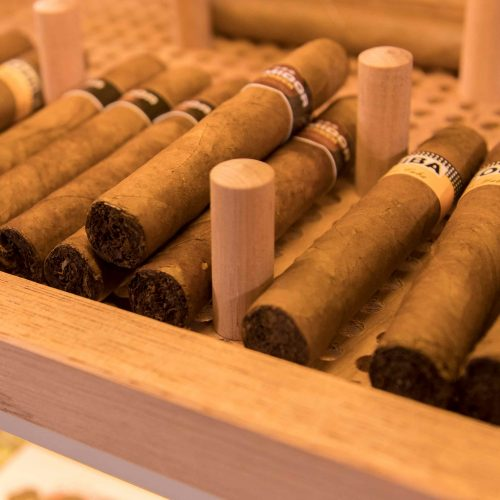 Gerber Humidor CigarArt Partitioning System